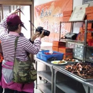 感謝中視【百大美食特派員】記者參訪– 鼎太公紅麴滷味