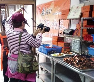 2013中視百大美食記者採訪-桃園八德美食-鼎太公馬祖紅麴滷味