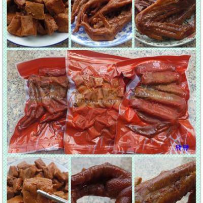 鼎太公紅麴滷味~堅持品質最用心,健康又美味!– 部落客欣欣幸福的窩試吃文