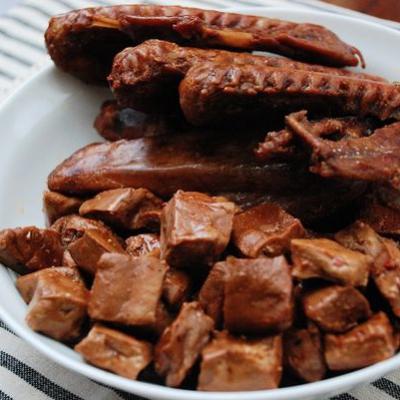 鼎太公紅麴滷味.馬祖名產,桃園美食小吃– 部落客bobby的吃喝玩樂試吃文